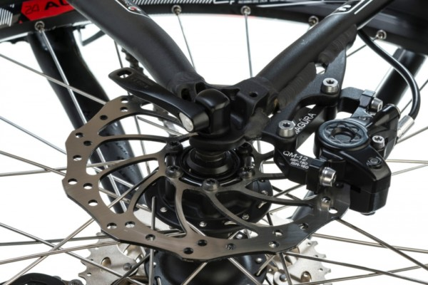 Виды велосипедных тормозов