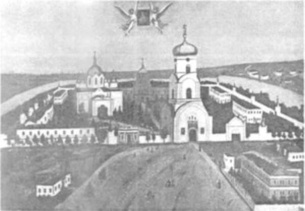 (О),(100+) – 6 мая, Святодмитриевский монастырь, Рясне