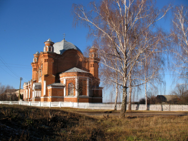 Забытыми местами Лебединского района