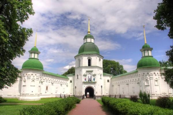 Спасо-Преображенский монастырь (Новгород-Северский)