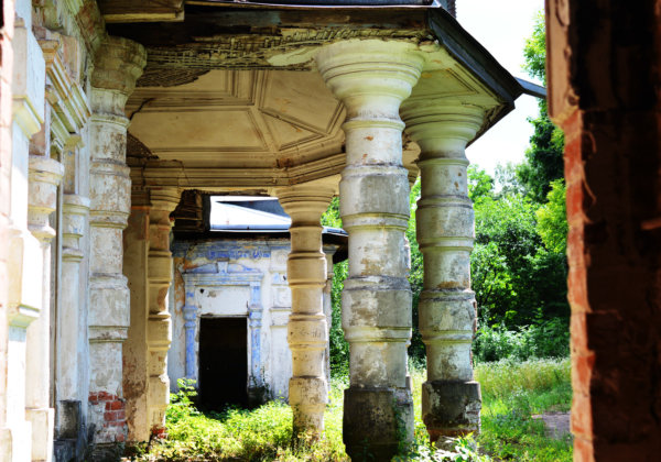 Усадьба Хрущевых, Лифино