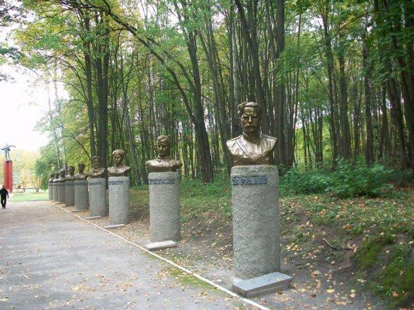Музей партизанской славы «Спадщанский лес»