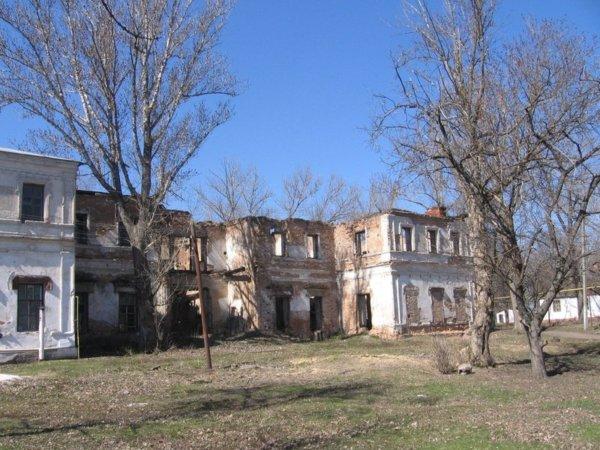 Усадебный дом в Куяновке