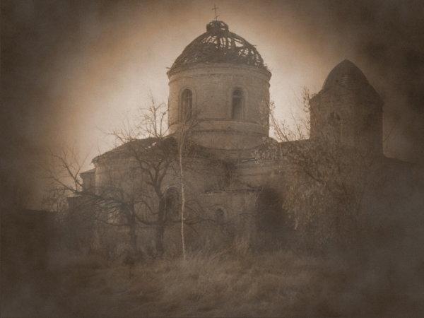 В поисках заброшенной церкви (Лебединское направление)