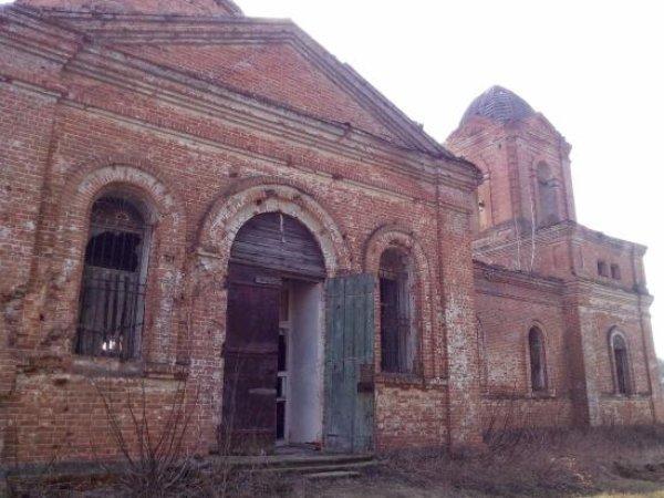 Храм св. вмч. Димитрия Солунского, Бишкинь