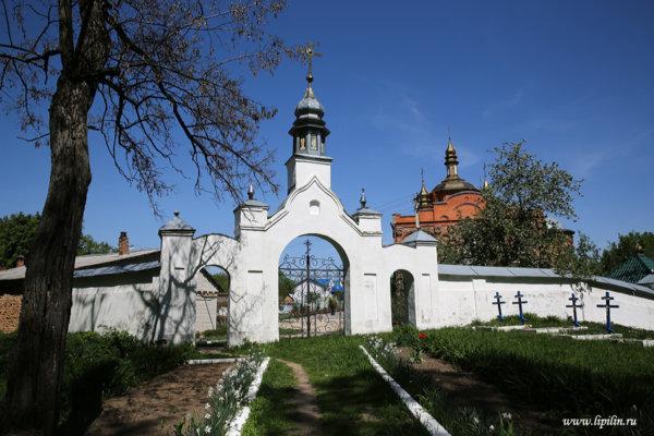 Комплекс Софрониевского монастыря