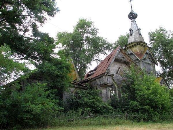 Пятницкая церковь, Бакировка