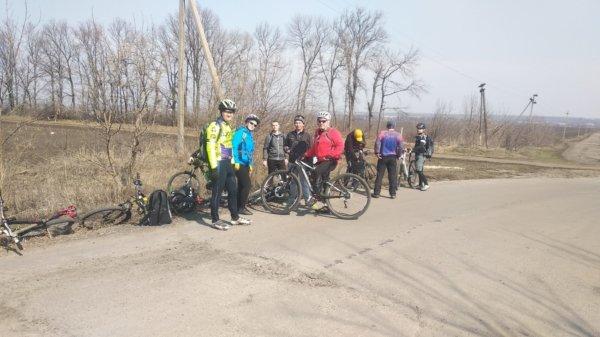 "7 апреля 2019 – Покатушка ""16 сёл"" или ""CountrySide Ride"""